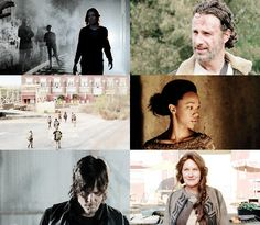 """Welcome to Terminus. 4x15 """"Us"""""""