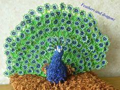 Dragon Bird, Fairytale, Peacock, Feathers, Dragons, Art Projects, Birds, Facebook, Fairy Tail