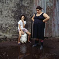 Alessandra Sanguinetti Photographs the Drama of the Countryside. #photography #argentina