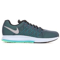 The Nike Air Zoom Pegasus 32 Flash Mens Running Trainers are designed to help you keep running on even in those dark and wetter months of the year. The Pegasus 32 Flash Shoes work to repel water and reflect light, whilst combining a mixture of a responsive platform and cold-weather enhancements. You feet will be kept completely dry thanks to the 3-layer mesh, whilst the Zoom Air Unit will offer you superb cushioning and comfort, ensuring nothing slows you down. Mens Running Trainers, Nike Air Zoom Pegasus, Keep Running, Months In A Year, Cold Weather, Nike Free, Mesh, Sneakers Nike, Platform