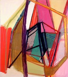 Amy Sillman Brings Together Abstraction and Figuration