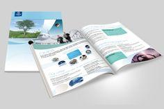 Graphiste Brochure pour aéronautique - Airbus Cimpa