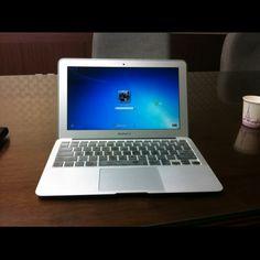 """My MacBookAir 11"""""""