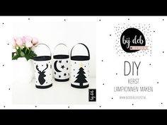 Diy Kerst Lampionnen maken.. | bijdeb | Bloglovin'