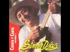 Simón Díaz - El loco Juan Carabina (Origen)