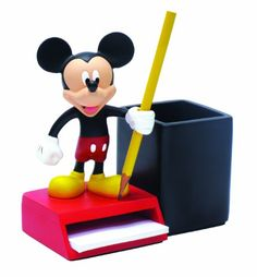 ($29.99) Disney Mickey Pencil Holder  From Disney