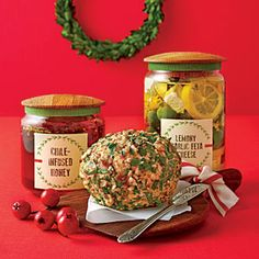 12 Christmas Food Gifts | For the Cheese Lover | SouthernLiving.com