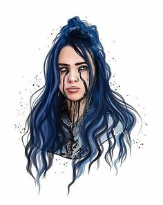 Read Billie Eilish from the story Tapety na telefon! Music Wallpaper, Girl Wallpaper, Iphone Wallpaper, Drawing Wallpaper, Trendy Wallpaper, Billie Eilish, Drawing Games, Drawing Tips, Drawing Drawing
