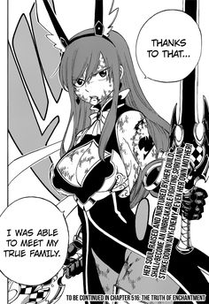 Fairy Tail 515 - I Am You... You Are Me