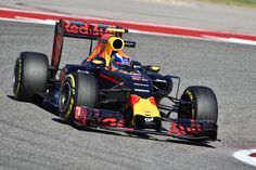 Max Verstappen Austin Texas America 23-10-2016.