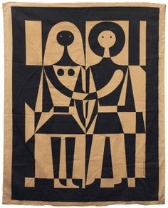 MID-CENTURIA : Art, Design and Decor from the Mid-Century and beyond: Alexander Girard Hangings