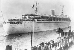 The Wilhelm Gustloff was torpedoed on Jan. 30, 1945, killing thousands of people—many of them refugees