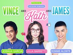 Vince and Kath and James (2016) Full Movie