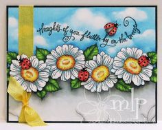 Inspiration Blooms: Fred, She Said - Winged Things Blog Hop!