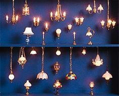 Lighting Hints and Tips - Dolls House Parade
