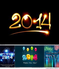 Happy New Year 2014 From Chicago to all my fellow pinners! God bless you all and may love, wealth, happiness, health, and overall abundance find all of you!