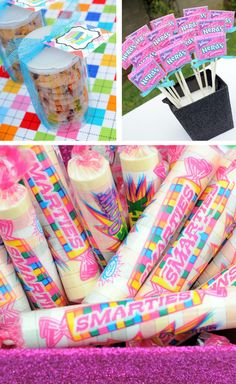 """Darling """"Glitzy Bookworm"""" Birthday Party // Hostess with the Mostess®"""