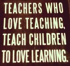 Teachers and learning quote via www.Facebook.com/SkillShare