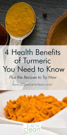 Ever wonder how turmeric can benefit your health? Want some recipes to incorporate in your rotation? Learn the health benefits of turmeric you need to know.
