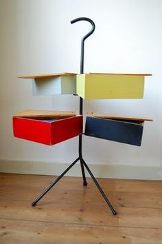 sewing stand from 1950, by Pastoe