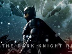 Batman el caballero de la noche asciende portada para facebook y wallpaper