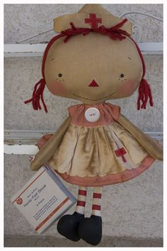 the most wonderful  - want one - patterns too!!!!   Everybody could use one of these! Dolls