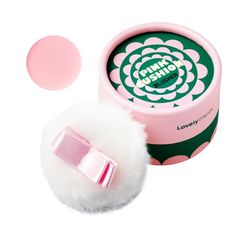 The Face Shop Lovely Pastel Cushion Blusher - Style Story