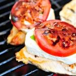 Grilled Chicken Caprese Recipe - Cooking | Add a Pinch | Robyn Stone