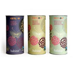 Atelier LZC Packaging for Habitat UK