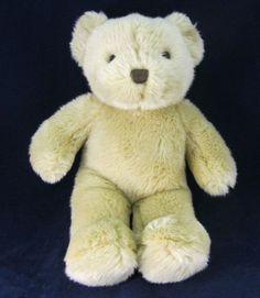 Build A Bear BAB Light Brown Tan Plush Stuffed Teddy Soft Animal | eBay