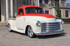 1950 Chevy Pick-Up.