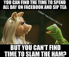 Kermit the Frog memes 13 - Rolling Out Funny Picture Quotes, Funny Photos, Kermit The Frog Quotes, Funny Kermit Memes, Vintage Funny Quotes, Funny Instagram Memes, Sarcastic Jokes, Funny Thoughts, Funny Clips