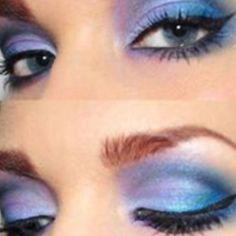 Makeup Tips for Blue Eyes   Makeup Tips For Blue Eyes (20 Photos)