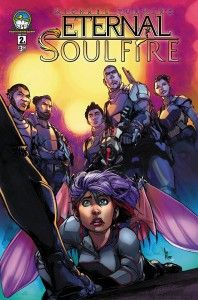 Eternal Soulfire #2 Preview