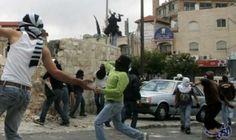 اندلاع مواجهات مع الاحتلال في محيط معسكر…