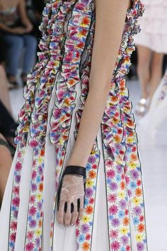 A detailed look at Chanel RTW SS 2016 #chanelairlines Visit espritdegabrielle.com