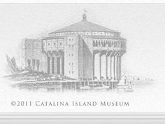 Catalina Island Museum is moving along quickly with it's construction. Congratulations Catalina Island!  I bet they're launching a new site to go with the grand opening celebration, too! This island is charming and inviting. so much history - as far as West Coast goes. It's a popular destination from Newport Beach, Long Beach and Dana Point - quite a ride if you are in a small craft!