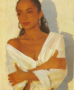 "Sade: ""Cool as a tall glass of water"""