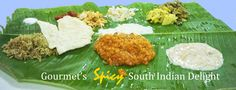 """Gourmet's Spicy South Indian Delight"": India is the spice capital of the world. Many a men in the past have been tempted to venture into the high seas in quest of this wonder land of spices. Discover the tantalizing flavours of the famous Indian Spices in the Exotic dishes from South India- ""The Land of Spices"".  #India #Holidays #Tourism #Homestays #Food #SouthIndian #SouthIndianFood #Spice #ExoticFood #Dishes #ExoticDishes"