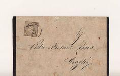 lotto francobollo per stampe giornali 1861 2 centesimi