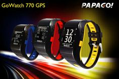 - Loaded with new #Ant+ #technology - Track your workouts  - Upload your #stats at run.goyourlife.com  - Beat your own time! #Compete against #friends!   Reach your goals w/the #GoWatch 770