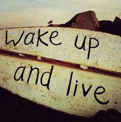 Vstvávej a začni žít