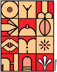 Luc Melanson Illustration