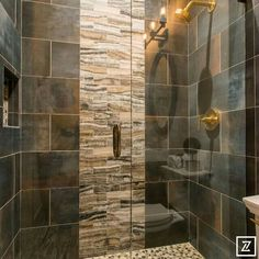 Really beautiful shower design concept