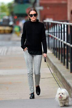 Olivia Palermo looks. Womenswear. Streetstyle Fashion