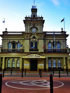 Our grand old dame of Glen Innes The Glen Innes Town Hall