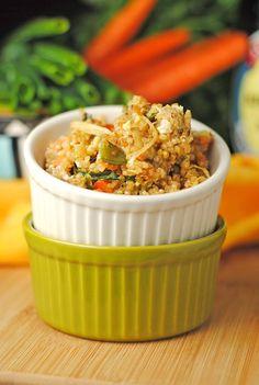 Asian Fried Quinoa by Guy Fieri