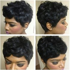 Miraculous Curls Pixie Cuts And Pin Curls On Pinterest Hairstyles For Men Maxibearus