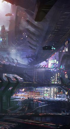 Sci-Fi HD Widescreen Wallpapers | Sci-Fi Fantasy Cityscape wallpaper http://www.fabuloussavers.com/SciFi_Fantasy_Cityscape_Art_Wallpapers_freecomputerdesktopwallpaper.shtml