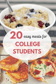the quickest and easiest meals for college of the quickest and easiest meals for college students.of the quickest and easiest meals for college of the quickest and easiest meals for college students. Easy Recipes For College Students, Easy Meals For Kids, Quick Meals, College Recipes, Frugal Meals, Budget Meals, Easy Dinners, Cooking For Two, Easy Cooking